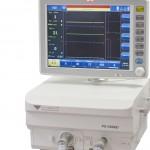 Display touch screen ventilatore polmonare terapia intensiva, sala operatoria - PG V5000D