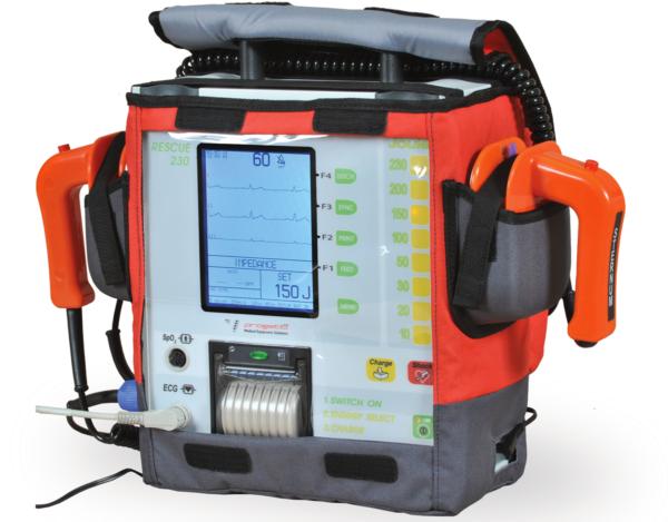 Défibrillateur manuel Rescue 230