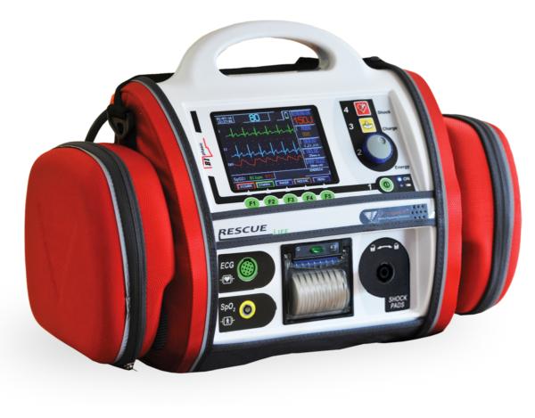 Défibrillateur manuel Rescue Life