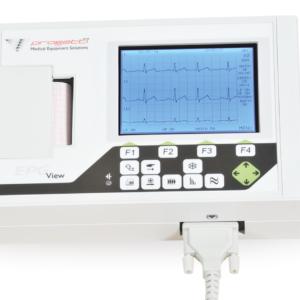 elettrocardiografo interpretativo con stampante termica epg view