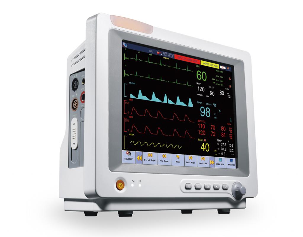 monitor terapia intensiva touch-12