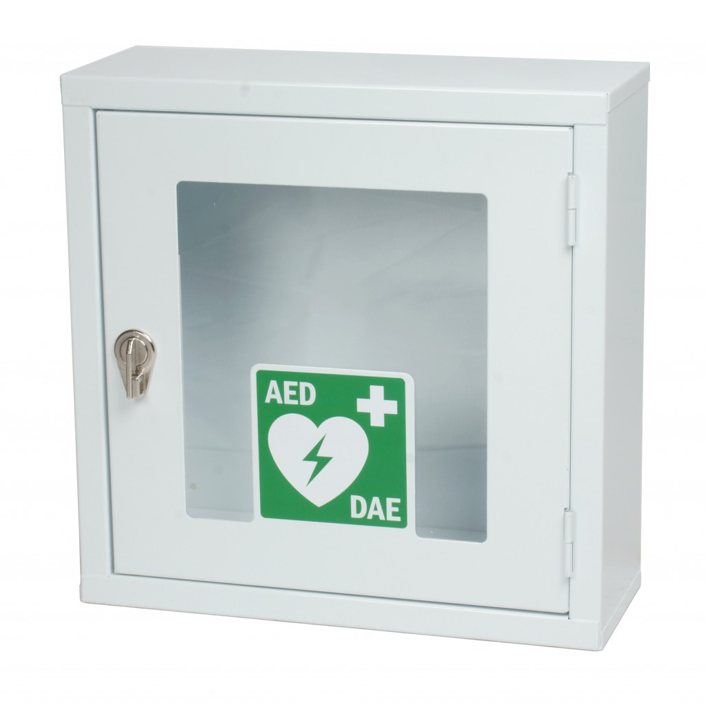 Teca per defibrillatore AED/ DAE