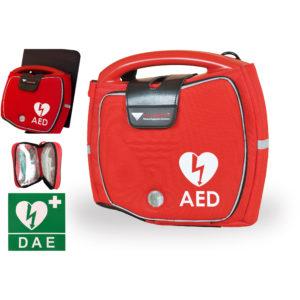 Defibrillatore DAE Rescue SAM BUNDLE