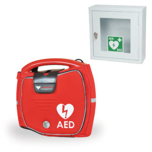 DEFIBRILLATORE DAE rescue sam BUNDLE TECA BASE